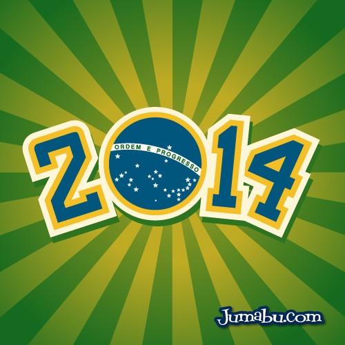 Brasil 2014 Vectorizado