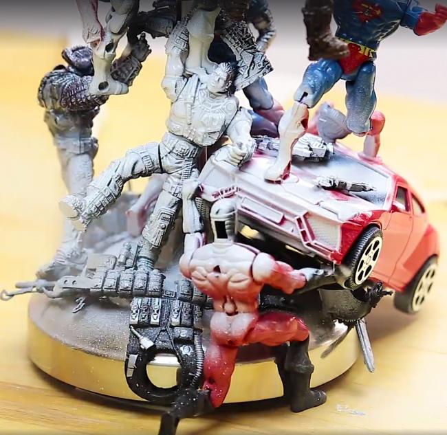 Cómo reutilizar juguetes viejos