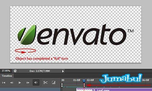 Hacer una Animaciòn de un Logo en 3D con Photoshop