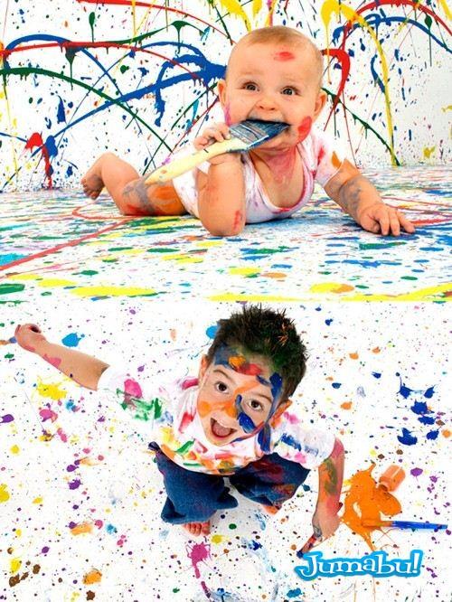 Imágenes de Niños y Bebés en Alta Calidad