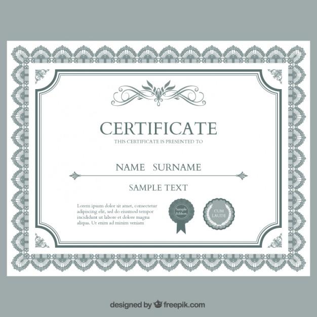 Imprimir Imprimir Diploma De Escuela Primaria Personalizar Diploma De