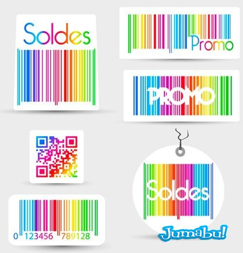 colorfull-barcodes