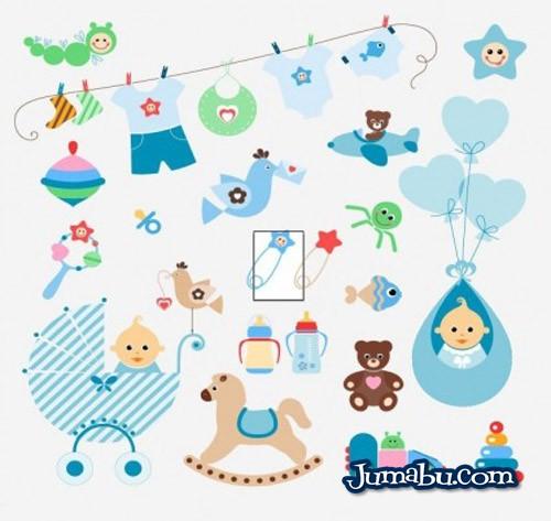 Dibujos Infantiles Vectorizados
