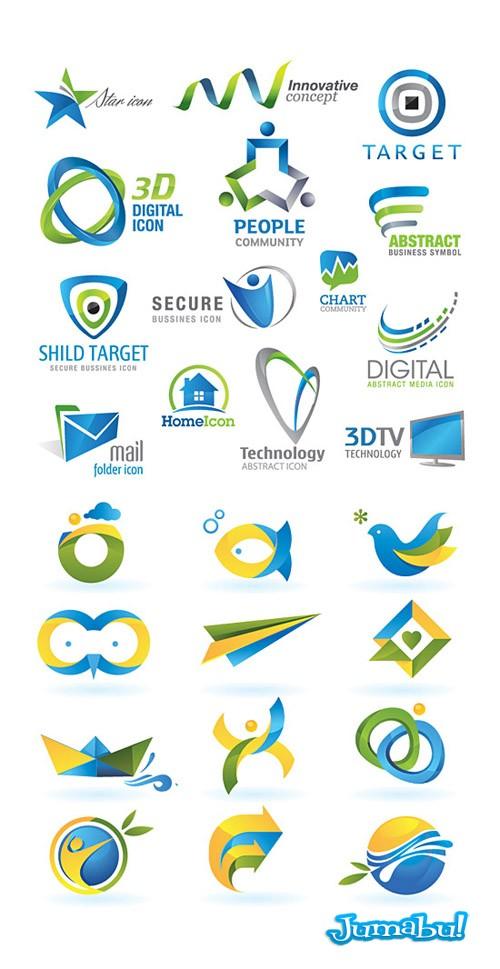 Diseño de Logos en Vectores para Descargar
