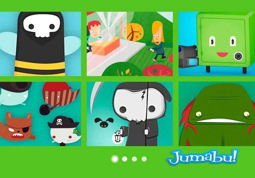 Efectos Animados para Miniaturas de Imágenes