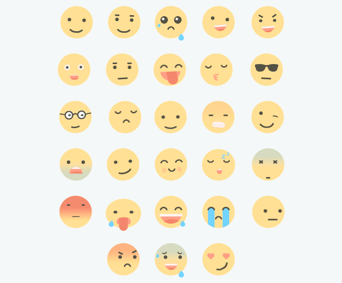 Emoticones Animados para Descargar
