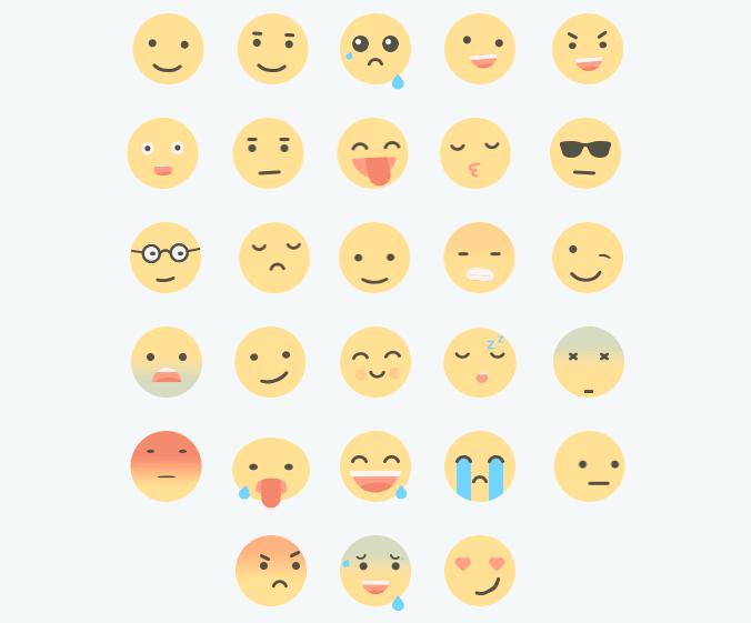Emoticones Animados para Descargar