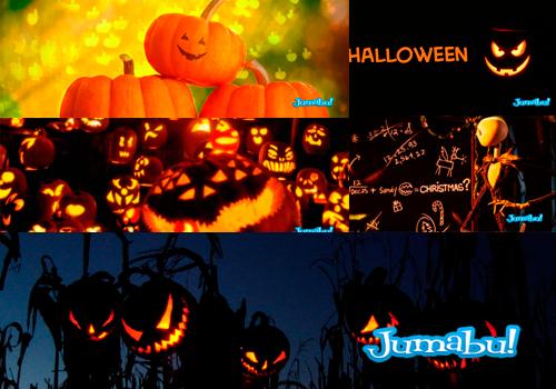 Imagenes de Portada para Facebook con Motivos Halloween