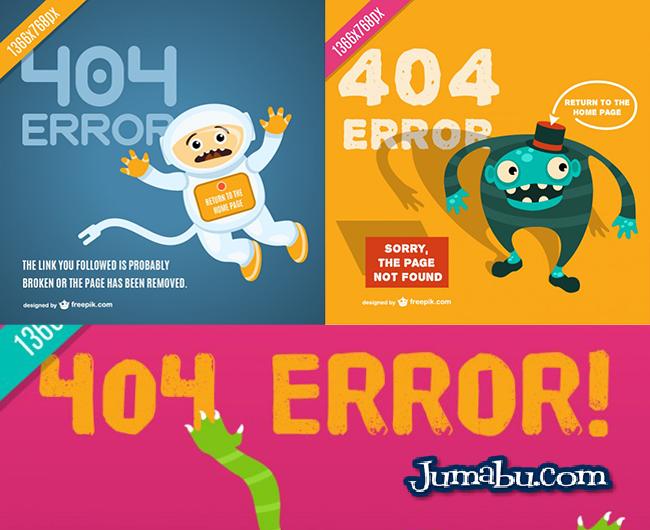 Cómo Personalizar una Página de Error 404?