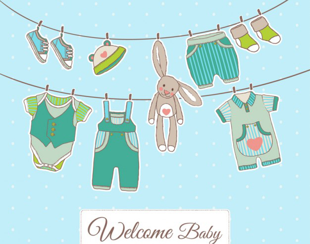 Dibujos para Diseños de Niños o Bebés