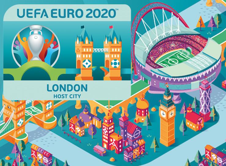 EURO 2020 – Conoce la imagen de marca de la edición n° 60