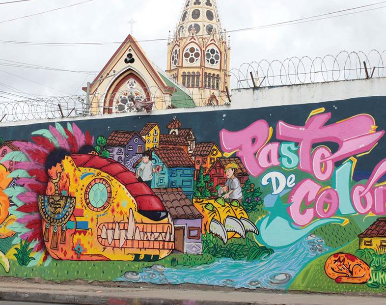 Entrevista a Felipe Barahona – Graffitero – Muralista