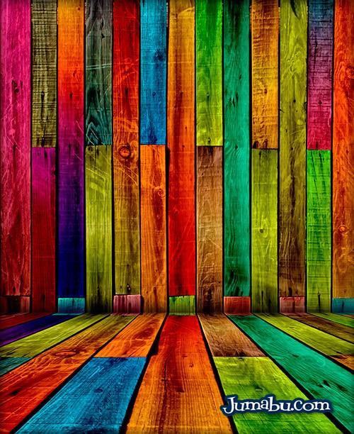 Fondos de Madera de Colores