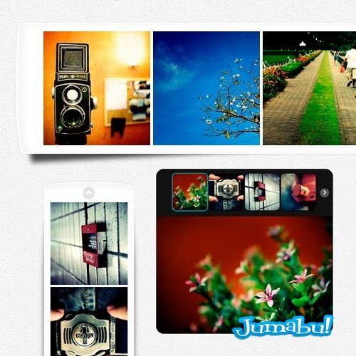 Galería de Imagenes para Descargar CSS + JS