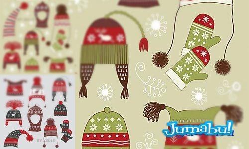 nordic-gorros-navideños