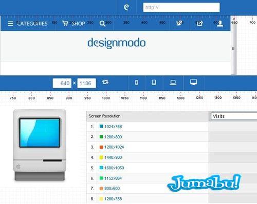 Herramienta para Visualizar tu Sitio Web en Distintos Dispositivos