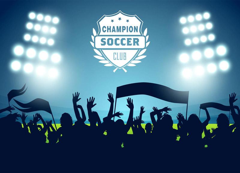 hinchada-futbol-vectorizada