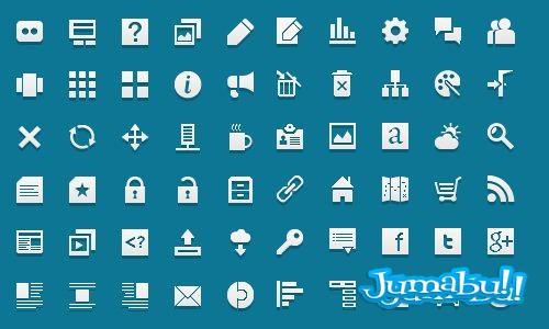 Iconos de Aplicaciones en Vectores