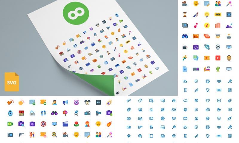 Iconos en formato SVG para Descargar Gratis