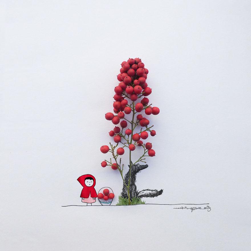 Ilustraciones Interactivas de Jesús Ortiz