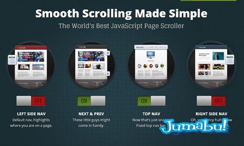 plugin-java-scroll-webpage