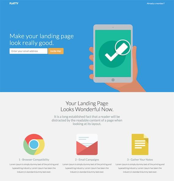 Qué es una Landing Page? Enterate y Descarga una Gratis!