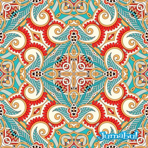 Mandala Arabesco Vectorizado