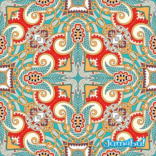 Ornamentales Vectorizados Mandalas
