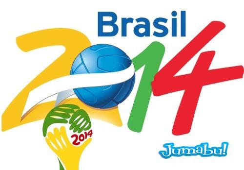 Material en Vectores para el Mundial de Fútbol Brasil 2014