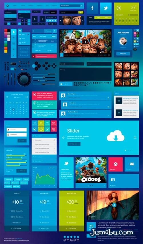 Photoshop Elementos para Diseño de Interfaz de Usuario