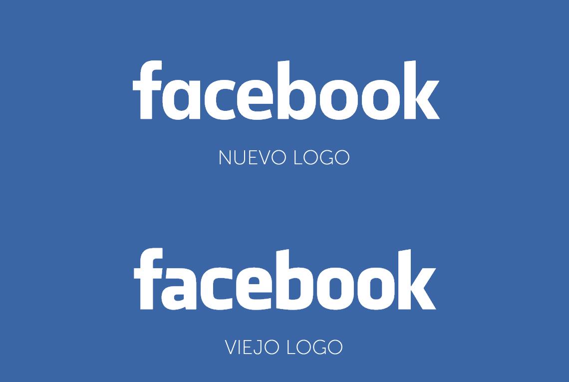Descarga el nuevo logo de facebook en vectores