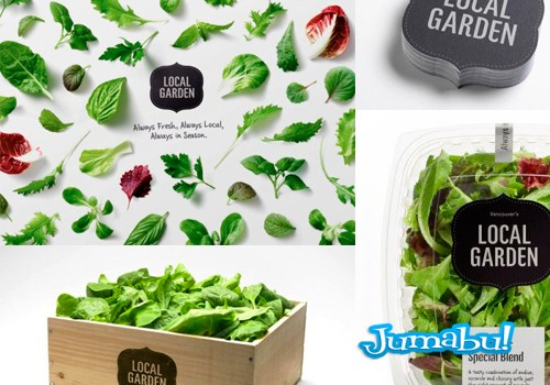 Packaging Creativo para Verduras