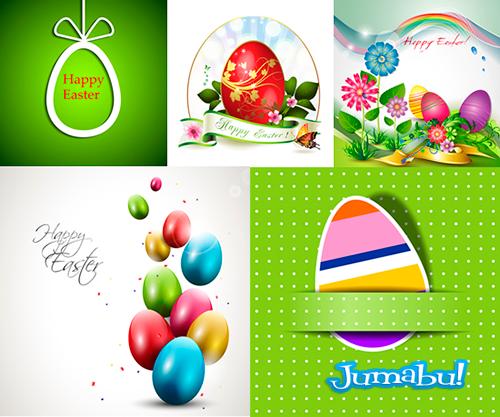 Recursos para Pascuas en Vectores