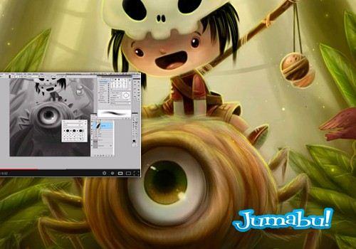 Tutorial de Pintura Digital con Photoshop