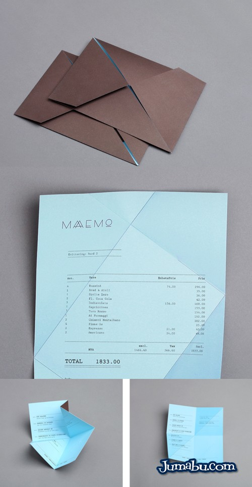 Material de Inspiración para Crear un Menú con Diseño Original