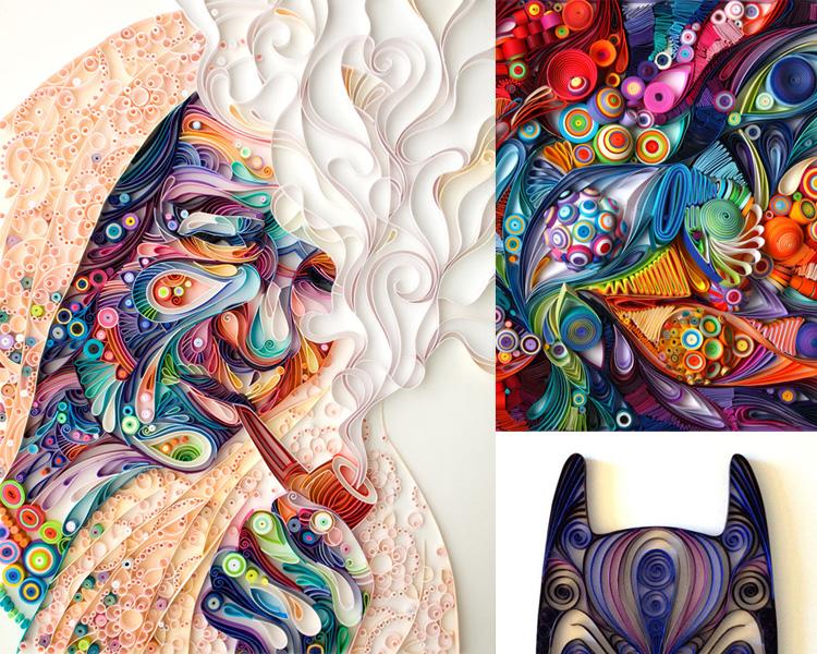 Arte con Papel – Quilling Paper