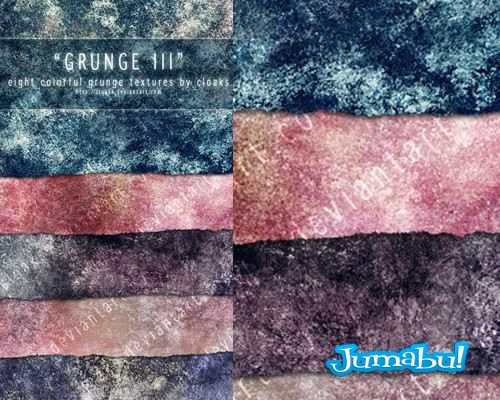 Texturas Grunge Colores Pastel