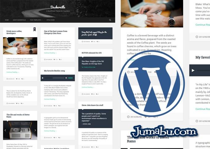 Template, Plantilla o Theme para WordPress Responsive y Gratis