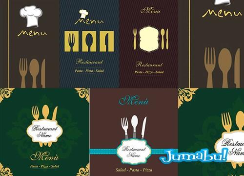 Vectores para Logo o Menú de Restaurante