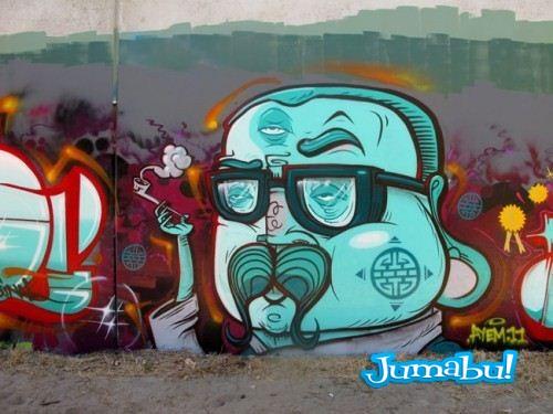 Excelente Blog de Grafitis